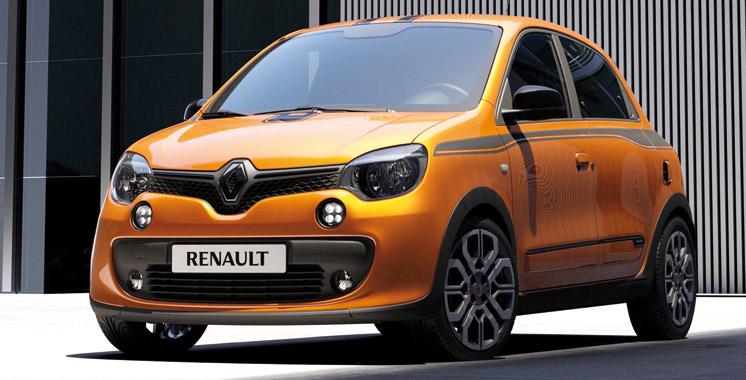 Renault dégaine une Twingo GT !