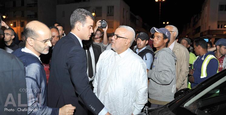 Le patron du PJD interdit d'accès au siège de l'USFP: Benkirane dément tout rôle dans l'assassinat de Omar Benjeloun
