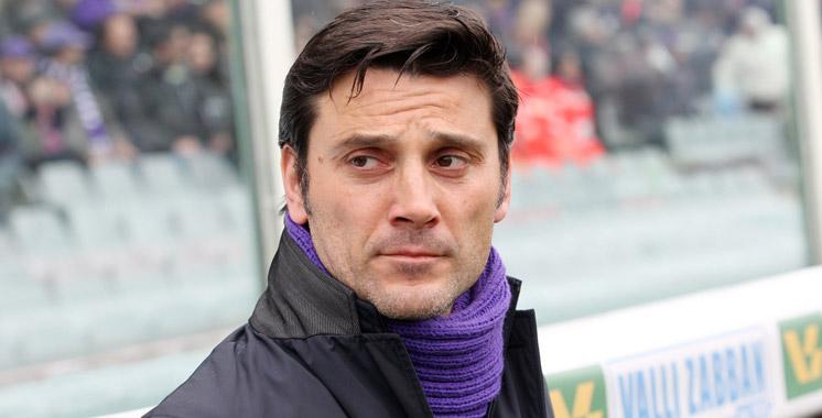 Italie : Montella nouvel entraîneur du Milan AC