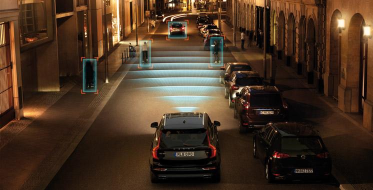 La technologie au service de l'automobile: Volvo en passe de devenir leader en auto tech
