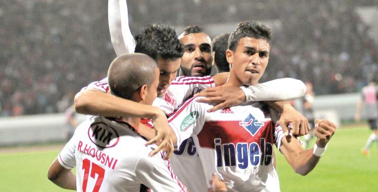 Ligue des Champions Africaine : Le Wydad s'impose face à Zesco