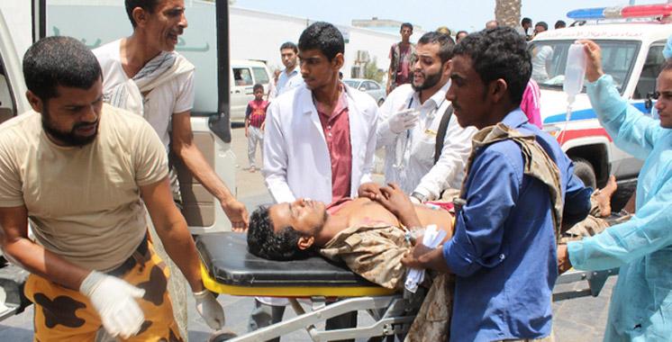 Yémen : au moins 60 morts dans un attentat suicide à Aden