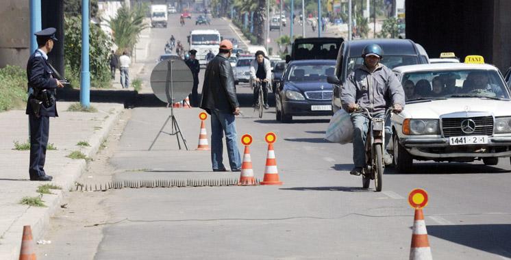 Il prévoit de nouvelles dispositions concernant les amendes: Entrée en vigueur du code de la route