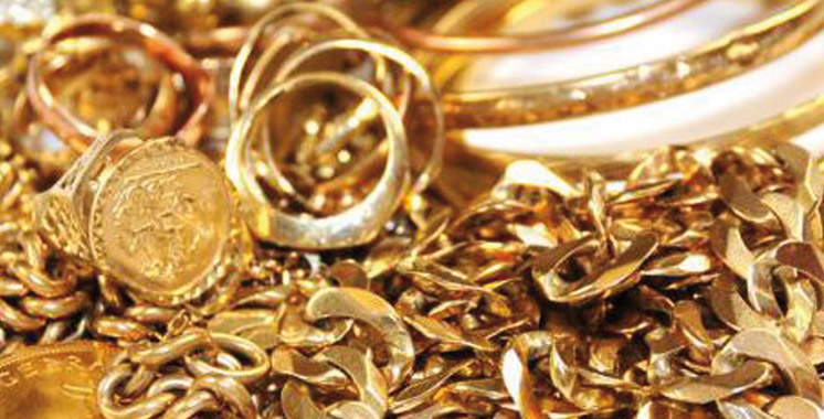 Kenitra : Pour soigner  son enfant, elle subtilise  3 kg de bijoux