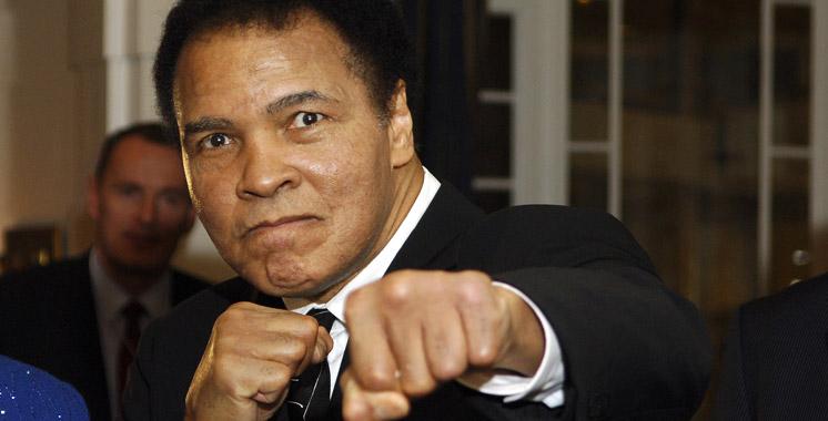 USA: Muhammad Ali hospitalisé