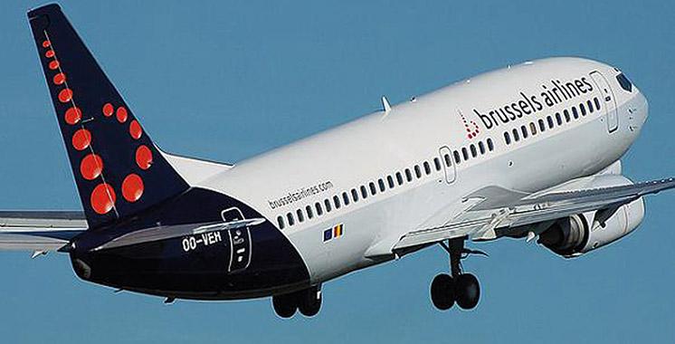 Une nouvelle ligne aérienne relie  Al Hoceima à Bruxelles
