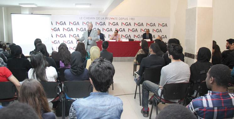 Cycle de conférences: L'ISGA discute de la protection de l'environnement