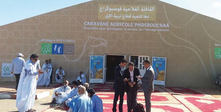 Deux conventions de partenariat signées en ouverture: Dakhla-Oued Eddahab à l'heure de sa première Foire agricole régionale