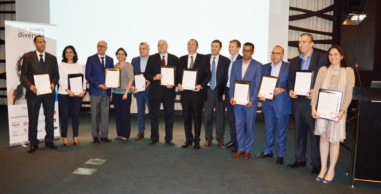 Une première charte de la diversité au Maroc et en Afrique: Les entreprises leaders signent et s'engagent