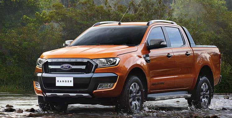Test drive Ford Ranger : Mastodonte agile !