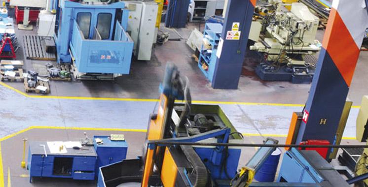 Le moral des opérateurs est au beau fixe: La production industrielle s'améliore en avril