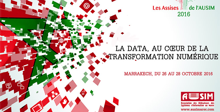 4ème édition des Assises de l'AUSIM : Quelle place pour la data dans la transformation numérique ?