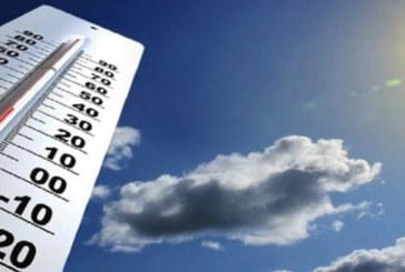 Alerte météo : Temps très chaud  de mardi à vendredi