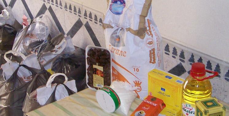 Fès-Meknès : 65.700 familles bénéficiaires de l'opération «Ramadan 1437»