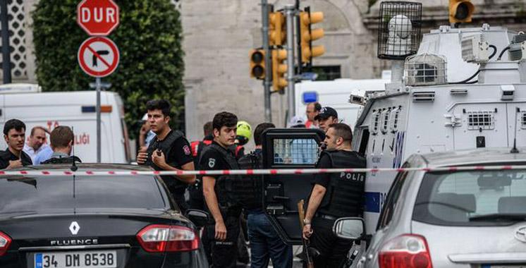 Turquie: deux policiers tués dans l'attaque à la voiture piégée à Midyat