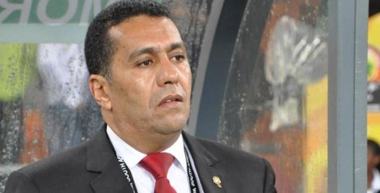 Football : Rachid Taoussi suspendu six mois
