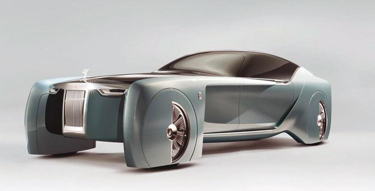 Vision Next 100: Voici la Rolls-Royce de… 2116 !