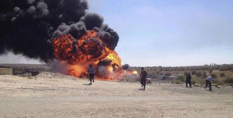 Syrie: au moins 70 combattants tués dans des affrontements au sud d'Alep