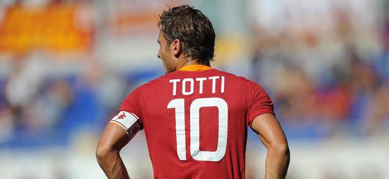 Italie : Totti jouera une 25e saison avec la Roma