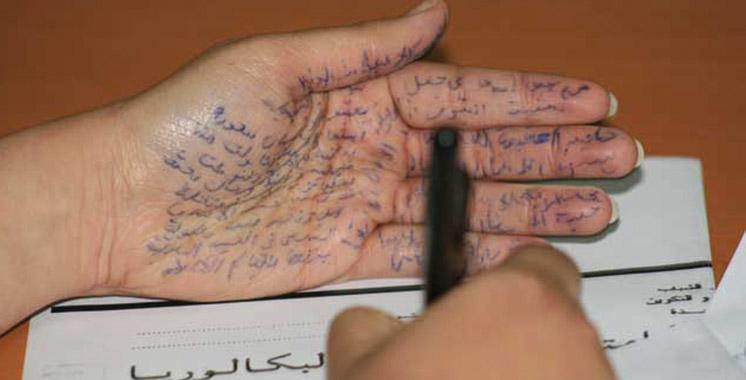 Baccalauréat 2016 : 3048 cas de triche lors de l'examen régional