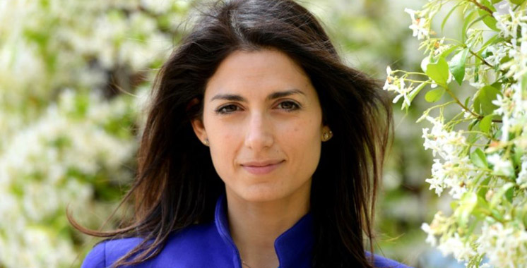 Italie: Virginia Raggi première femme élue maire de Rome