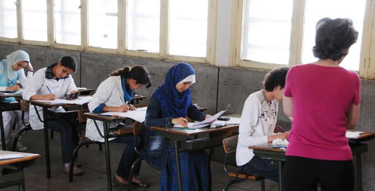 Baccalauréat: Moins de candidats, plus de précautions