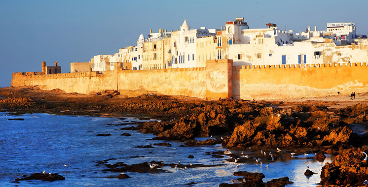 Jamal Mchaar et Aurelly Todeschini exposent à Essaouira