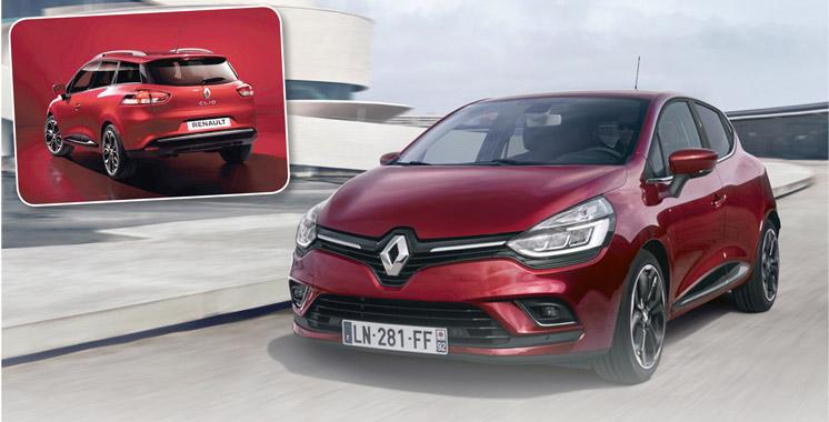 Nouvelle Renault Clio 4 phase 2 : Quand le lifting  va en profondeur