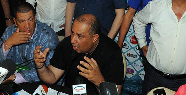 Saïd Hasbane nouveau président du Raja