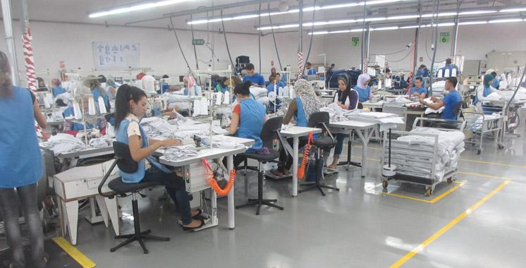 Salon premi re vision new york le textile marocain la for Salon du textile