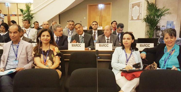 105ème conférence de l'OIT: Miloudi Moukharik tire sur le gouvernement depuis Genève