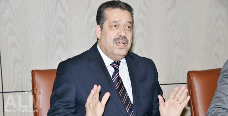 L'Intérieur recadre Hamid Chabat