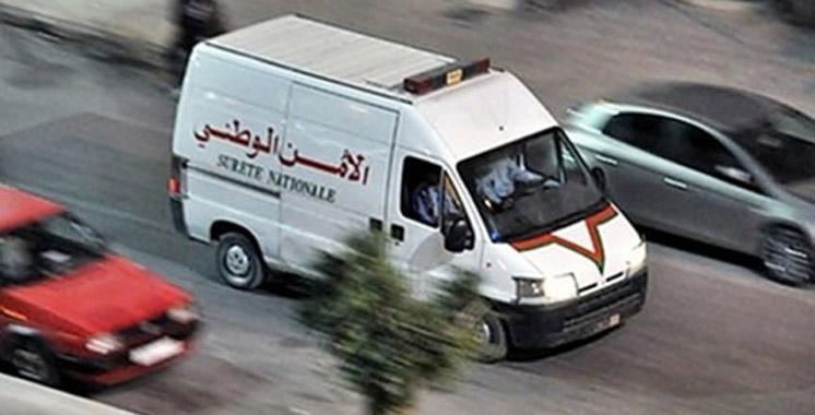 Marrakech : Trois individus attaquent des policiers à la bombe lacrymogène