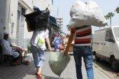 La vie sans les sacs en plastique: A Derb Omar et Benjdia, on se débrouille comme on peut !