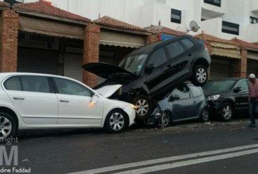 Accidents de la circulation: 26 morts et 1.544 blessés en une semaine
