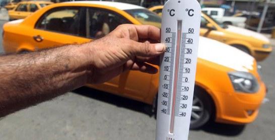 Les températures atteindront 47 C dans certaines régions