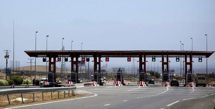 Tit Mellil : Achèvement des travaux d'élargissement de la gare de péage