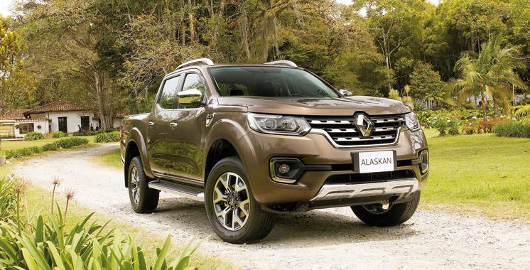 Alaskan, le nouveau pick-up de Renault: Un mastodonte surprenant