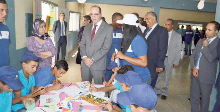 Colonies de vacances :  Al Omrane  au service de 1.000 enfants
