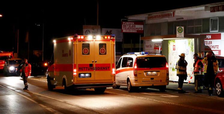 Allemagne : Un homme attaque les passagers d'un train à la hache, une dizaine de blessés