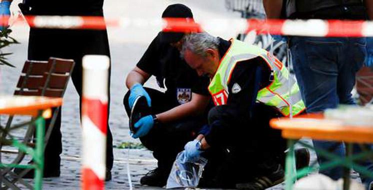 Allemagne : Un réfugié syrien se fait exploser devant un restaurant