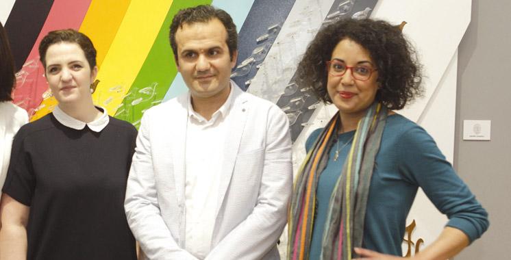 «Artisans de tolérance et de paix»  à la galerie H de Casablanca : Trois designers réinventent l'artisanat marocain
