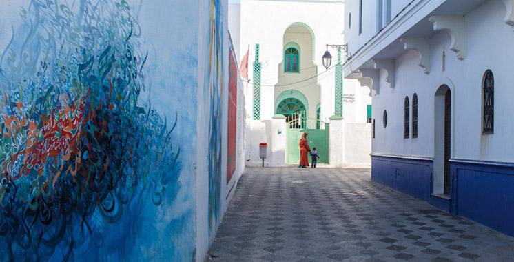 Clôture de l'atelier de peinture pour enfants : Les peintres en herbe à l'honneur à Asilah