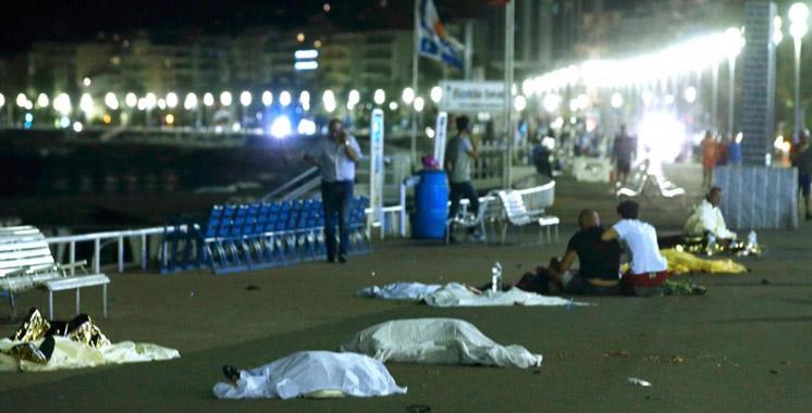 France  :  trois jours de deuil national après l'attentat à Nice