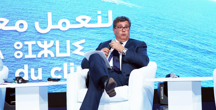 Tanger : Akhannouch appelle à placer l'agriculture au centre des négociations climat