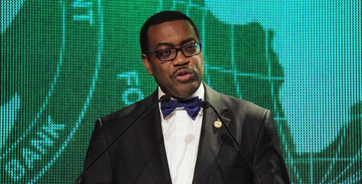 Première visite officielle du président de la BAD: «Le potentiel ne nourrira pas l'Afrique, il faut mobiliser des fonds»