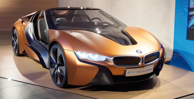 Voiture autonome: BMW ambitionne de devenir number one