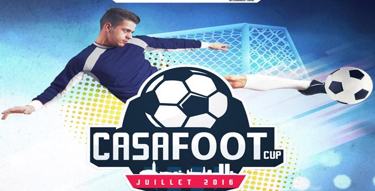 Les arrondissements se disputent la Casafoot Cup