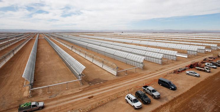 En tant que partenaire officiel: Acwa Power fort présente  à la COP22