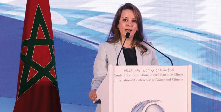 Conférence internationale sur l'eau et le climat: La sécurité hydrique pour une justice climatique